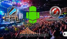 Hitbox reforça sua presença no mercado de eSports com parceiros como ESL, DreamHack e Wargaming