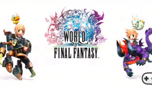 World Of Final Fantasy – Novas Imagens Reveladas