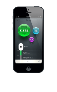 Moves Fitness Activity Tracking App
