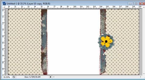 Designing & uploading customized background to blogger