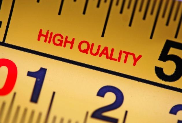 Social Media ROI measuring tape