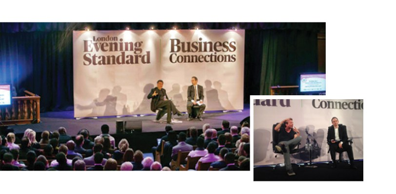 London Evening Standard Business Connections Case Study