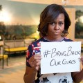 Michelle Obama Bring Back Our Girls