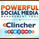 eClincher Social Media Management Tool