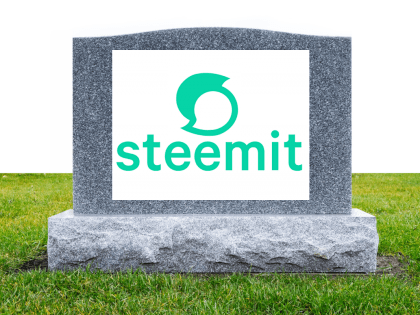 Is Steemit Dead?