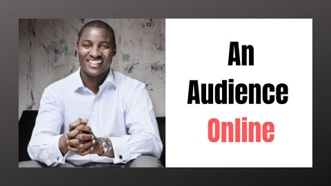 how to build an audience online (not clickbait)