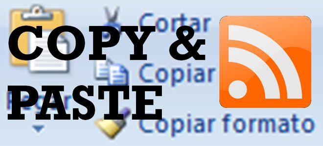 Copiar y pegar de manera correcta contenidos de terceros