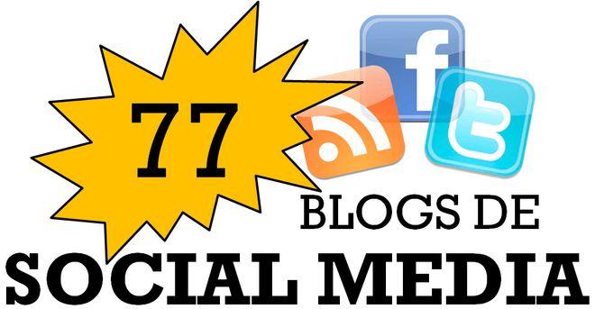 Los top blog de Social Media