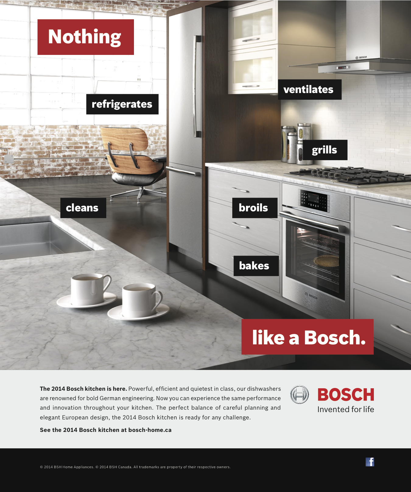 bosch kitchen best deals on appliances wants you to know it s more than just dishwashers marketing we had a great problem everyone loves our but most don t even that make all from fridges wall ovens said steve