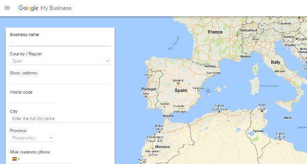 Alta en Google My Business para medicos y clinicas medicas