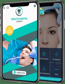 app para médicos y clinicas