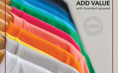 Promote & Add Value with Branded Apparel