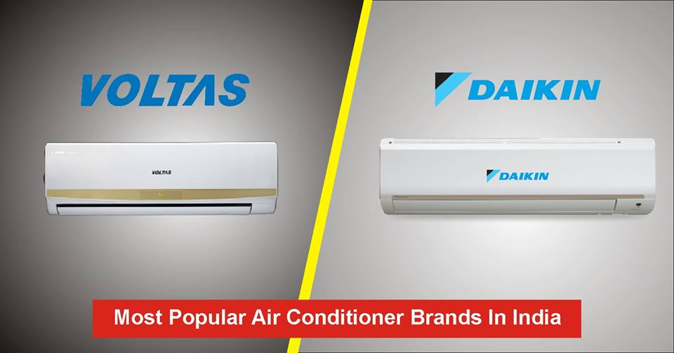 10 Most Popular Air Conditioner Brands In India Marketing Mind