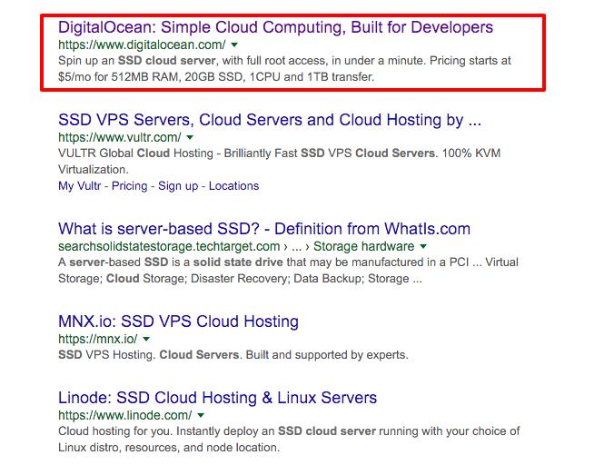 ssd cloud server Google Search