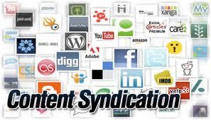 blog syndication