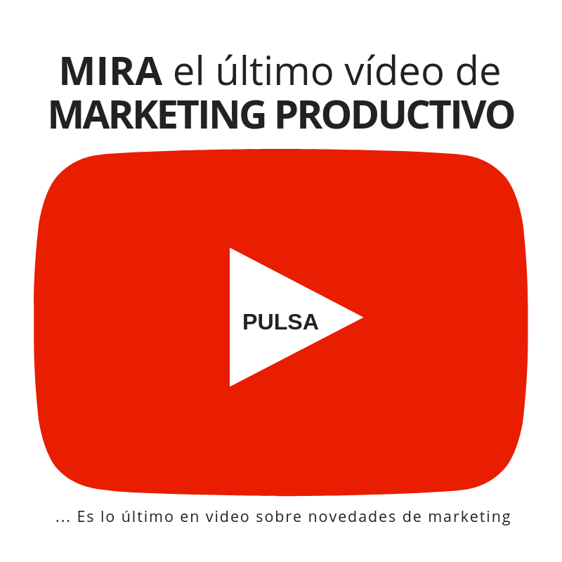 LO ÚLTIMO en MARKETING en video