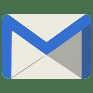 Contacta por email