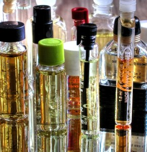 Website Design For Fragrance Companies