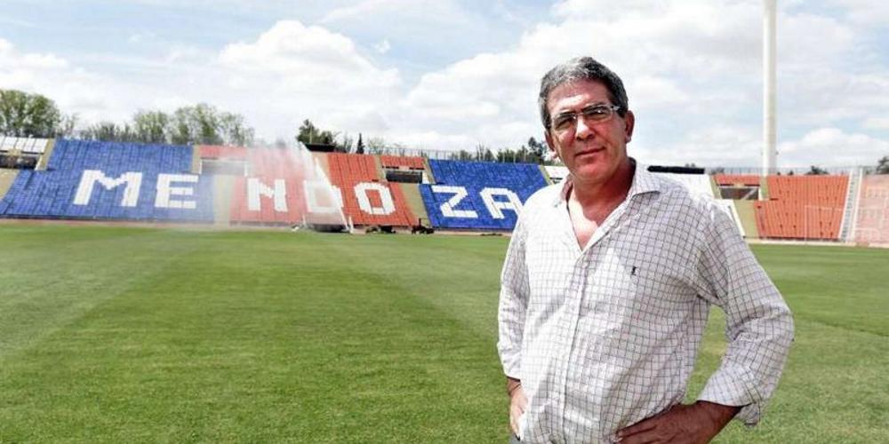 """Federico Chiapetta, subsecretario de deportes de Mendoza:""""No ..."""