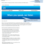 Citi Card Email Top