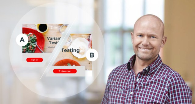a/b testing along with ConversionLab