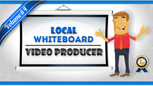 local whiteboard video producer