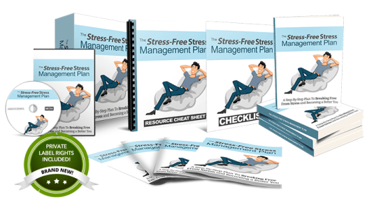 stress free management plan plr