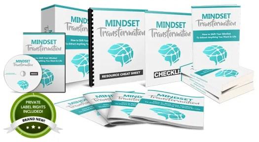 mindset transformation plr