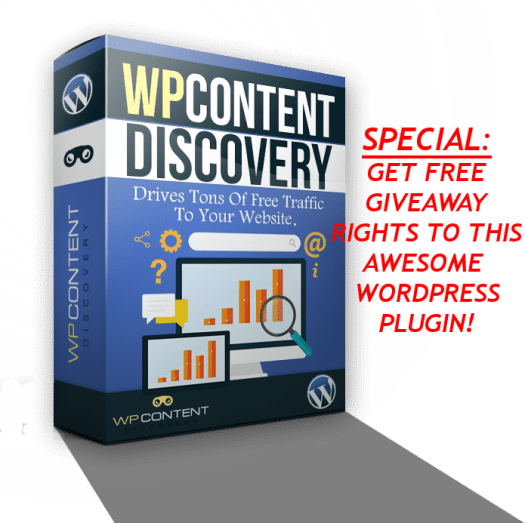 free wp content discovery plugin