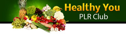 Healthy you PLR Club