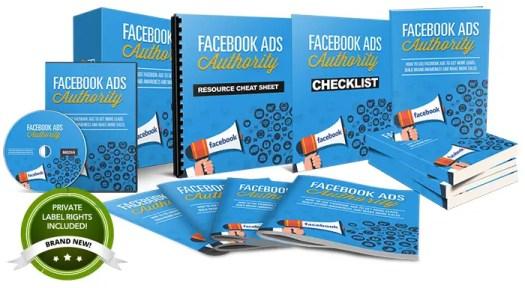 facebook ads authority plr