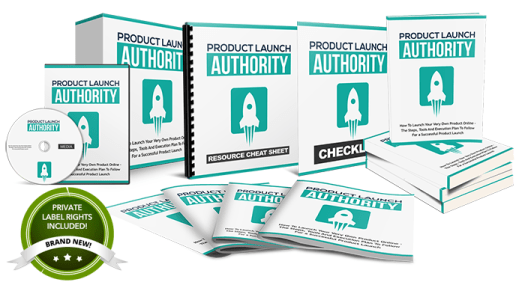 Product Launch Authority PLR