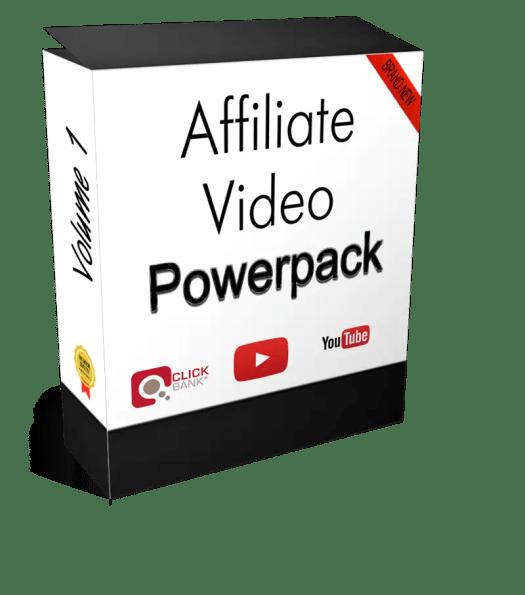 Affiliate Video PowerPack