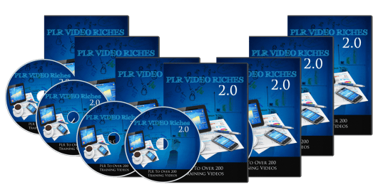 PLR Video Riches 2.0