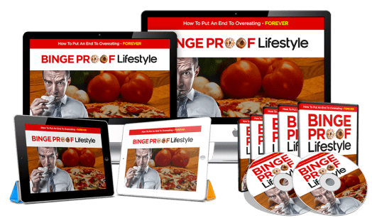 Binge Proof Lifestyle PLR