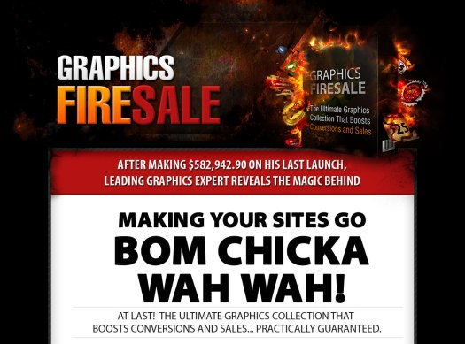 Graphics Firesale