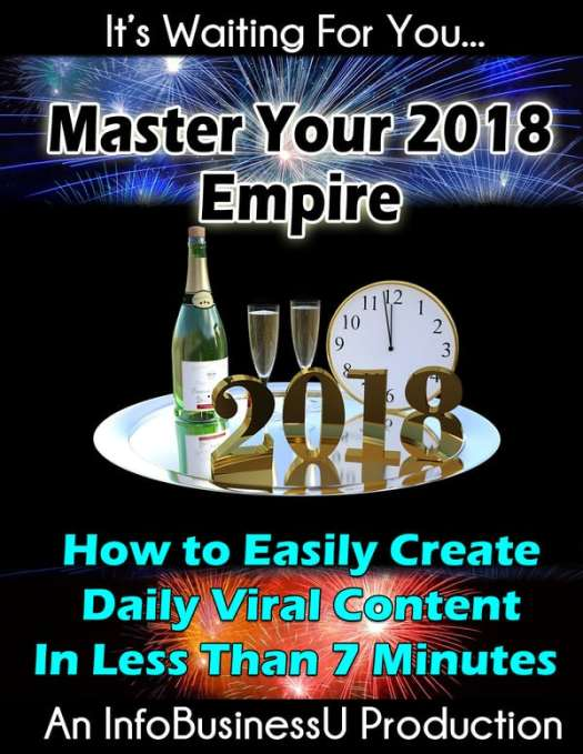 Master Your 2018 Empire