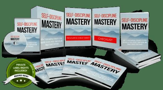 Self Discipline Mastery PLR