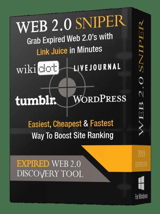 Web 2.0 Sniper V2