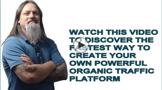 Organic Traffic Platform