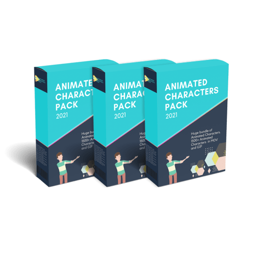 Animation Characters Pack