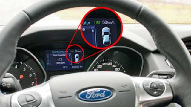 Ford Speed Limiter