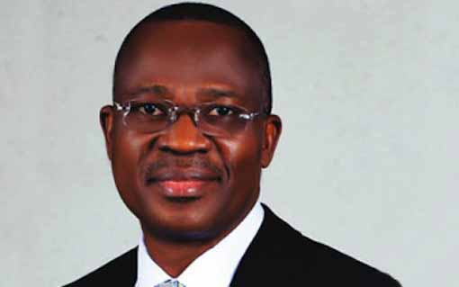 Mr. Timothy Oguntayo, GMD/CEO Skye Bank Plc