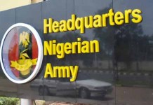 Nigerian Army Outdoor Advertising Agent tasks Outdoor Practitioners