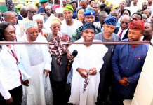 Aregbesola Opens Multimillion Naira Job Centre in Osogbo -marketingspace.com.ng