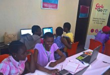 'Girls Go IT' begins pilot phase with summer IT Boot Camp for Girls in Lagos