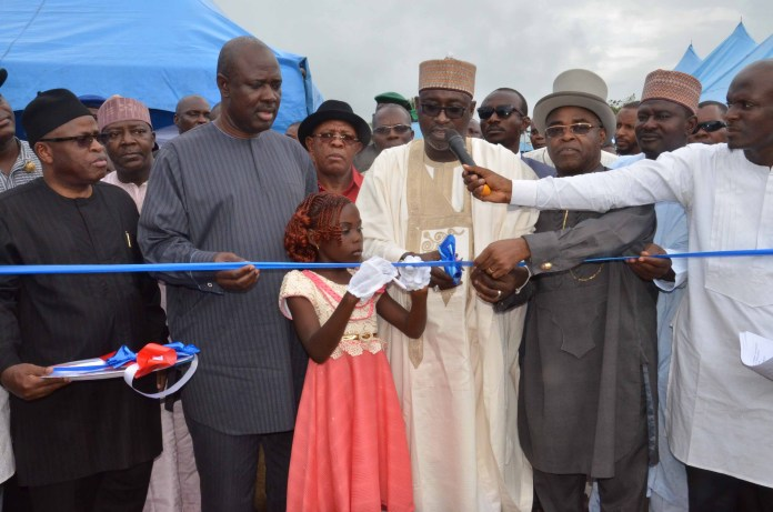 FG Commissions N5.9b Water Scheme In Bayelsa- marketingspace.com.ng