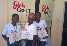 'Girls Go IT' concludes summer IT Boot Camp for Girls in Lagos -marketingspace.com.ng