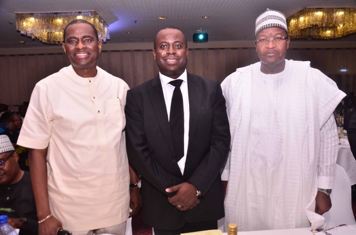 Airtel, other telecoms stakeholders Celebrate NCC boss -marketingspace.com.ng