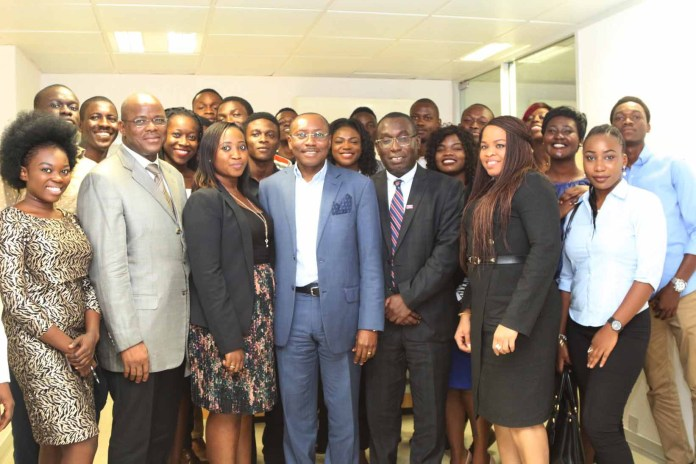 Adetu, Tagoe inspire undergraduates at First Primus Open day-marketingspace.com.ng